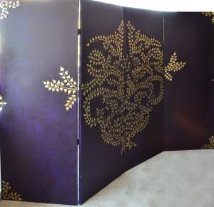 inland arta murala elemente de decor paravane (1)